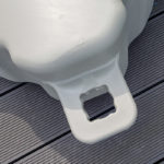 Floating Boat Dock Double V-Float with smooth Easy Slide Surface