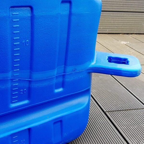 Floating Boat Dock Single Dock Cube
