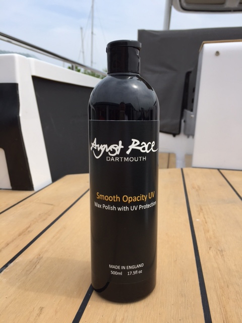 Float My Boat - Smooth Opacity UV Wax – August Race